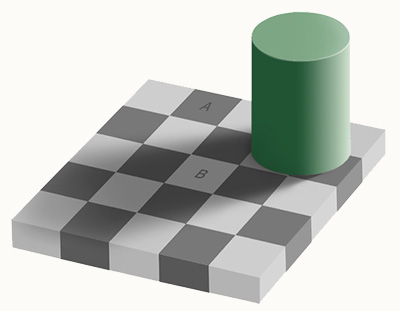 Checkerboard Shadow